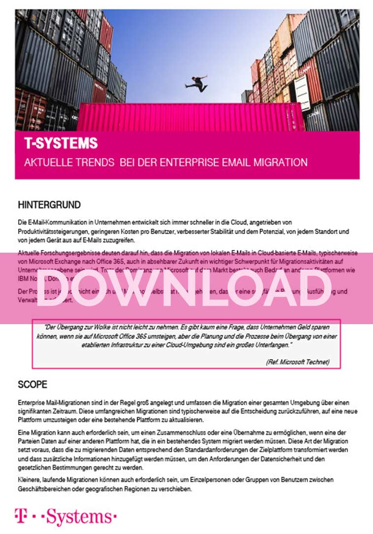 Trends der Email Migration Whitepaper_DE